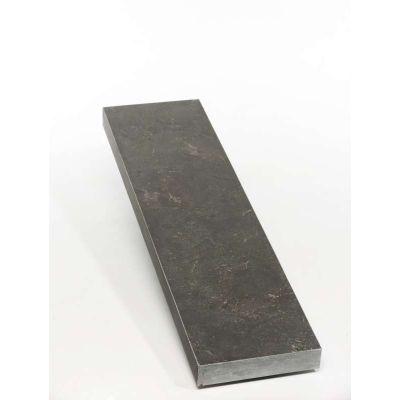 Bordures en pierre bleue 100 x 25 x 5 cm