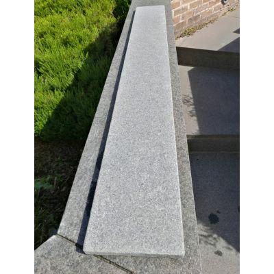 Tablette en granit 'New Jasberg' 120 x 15 x 2 cm